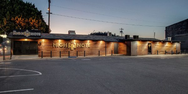 The High Note East LA Exterior