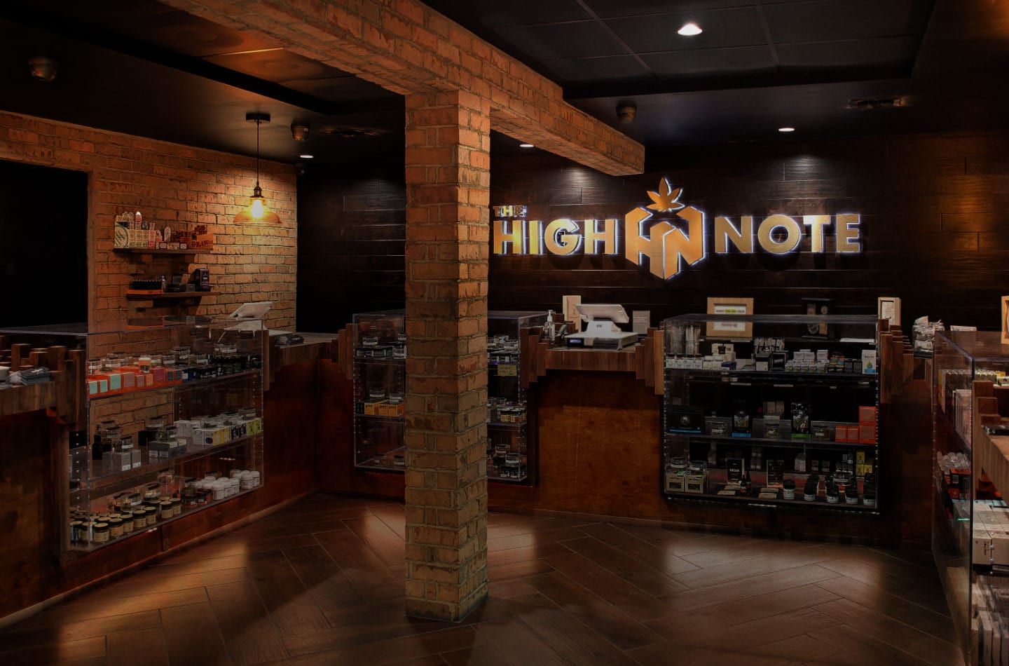 The High Note - Inside  View