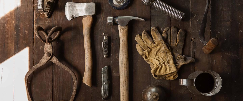 tools handy