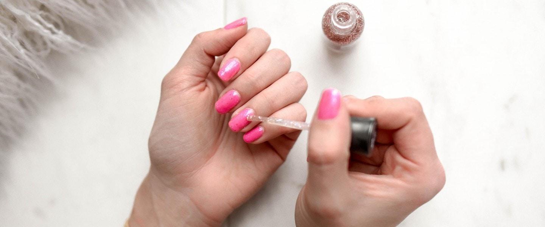 inhome nail salon