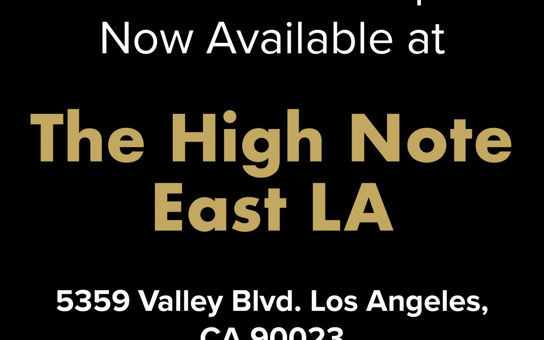 The High Note East LA - Curbside Cannabis Pickup