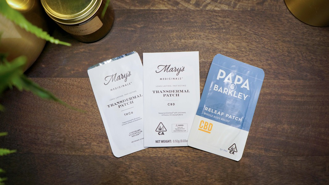 relief patches marys medicinals