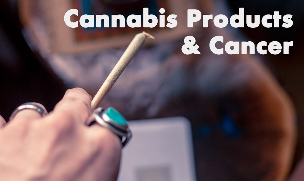 Cannabis products for cancer treatment patients