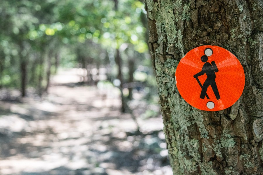 hiking labor day