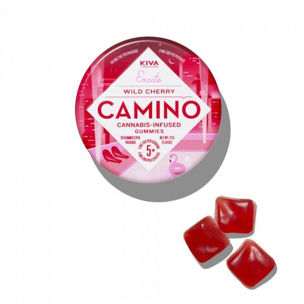 kiva camino gummies excite valentines day