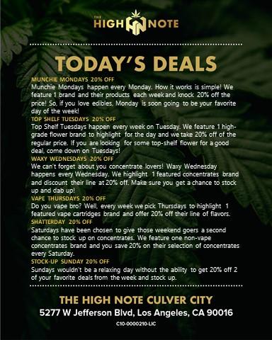 Culver Deals 5.18