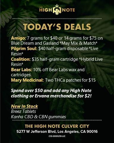 Culver Deals 5.13