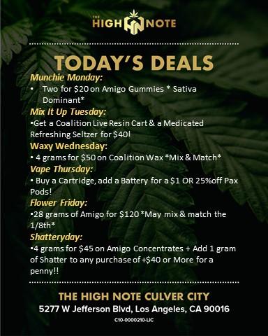 Culver Deals 7.12