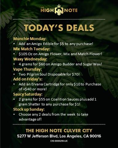 Culver Deals 7.26-8.1
